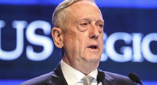 美防長今訪華 助降低中美潛在沖突可能