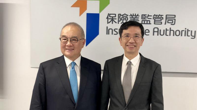 香港保监局成立一周年 郑慕智:港险企拟大湾区设服务中心