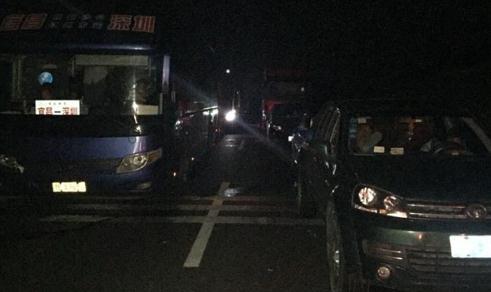 京港澳高速衡阳段重大交通事故酿18死14伤