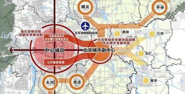 北京城市副中心与河北北三县交通一体化部分项目完成规划对接