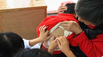 中国传统医学中最具特色的伏天保健疗法—三伏天灸