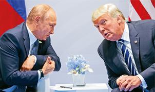 """""""特普会""""芬兰登场 特朗普:美俄有机会搞好关系"""