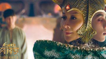"""美媒称中国最贵电影""""闪退""""世界罕见:票房仅不到5000万"""