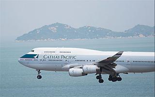 """香港3间航空公司已改列台湾为""""中国台湾"""""""