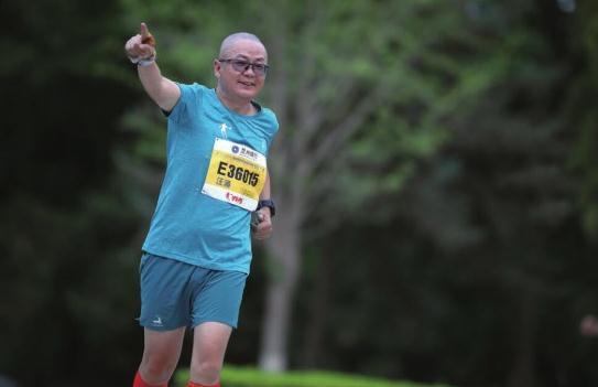 奥运十年:和汪涌一起不停奔跑
