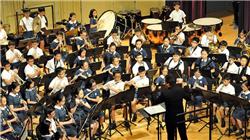 九龙塘宣道小学管乐团国际赛夺冠
