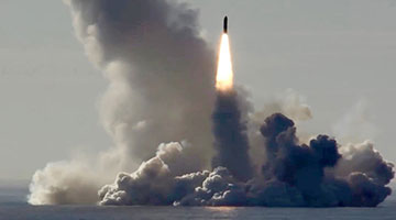 美官员称伊朗试射弹道导弹 系2018年来的首次试射