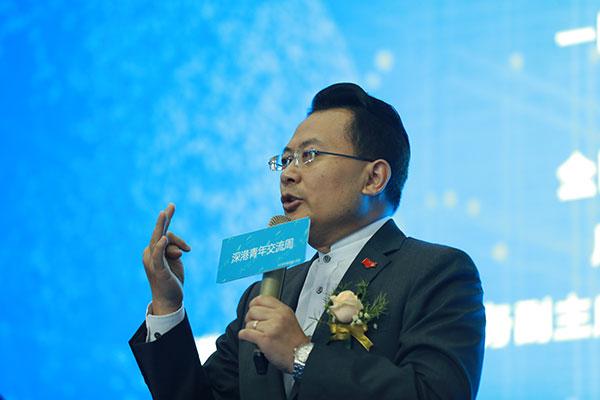 陈勇:千万不要错过大湾区新的改革开放