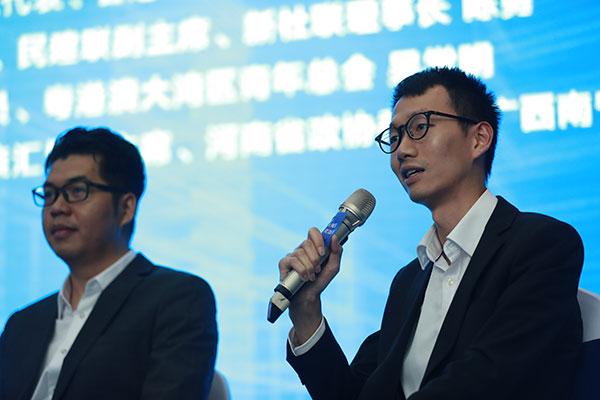 陈志豪:要了解内地,更重要的是多交内地朋友