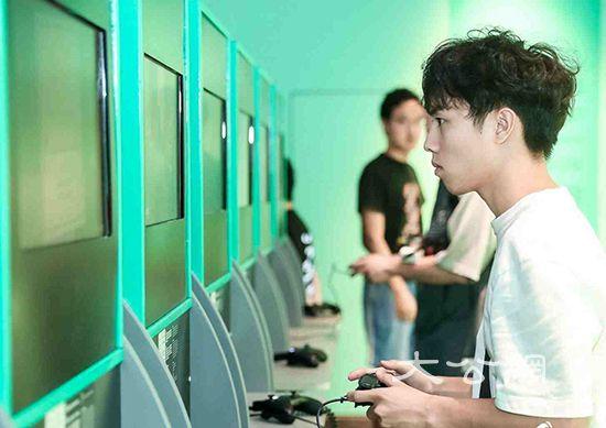 """全球首个电子游戏""""博物馆""""登陆深圳 80后玩家"""