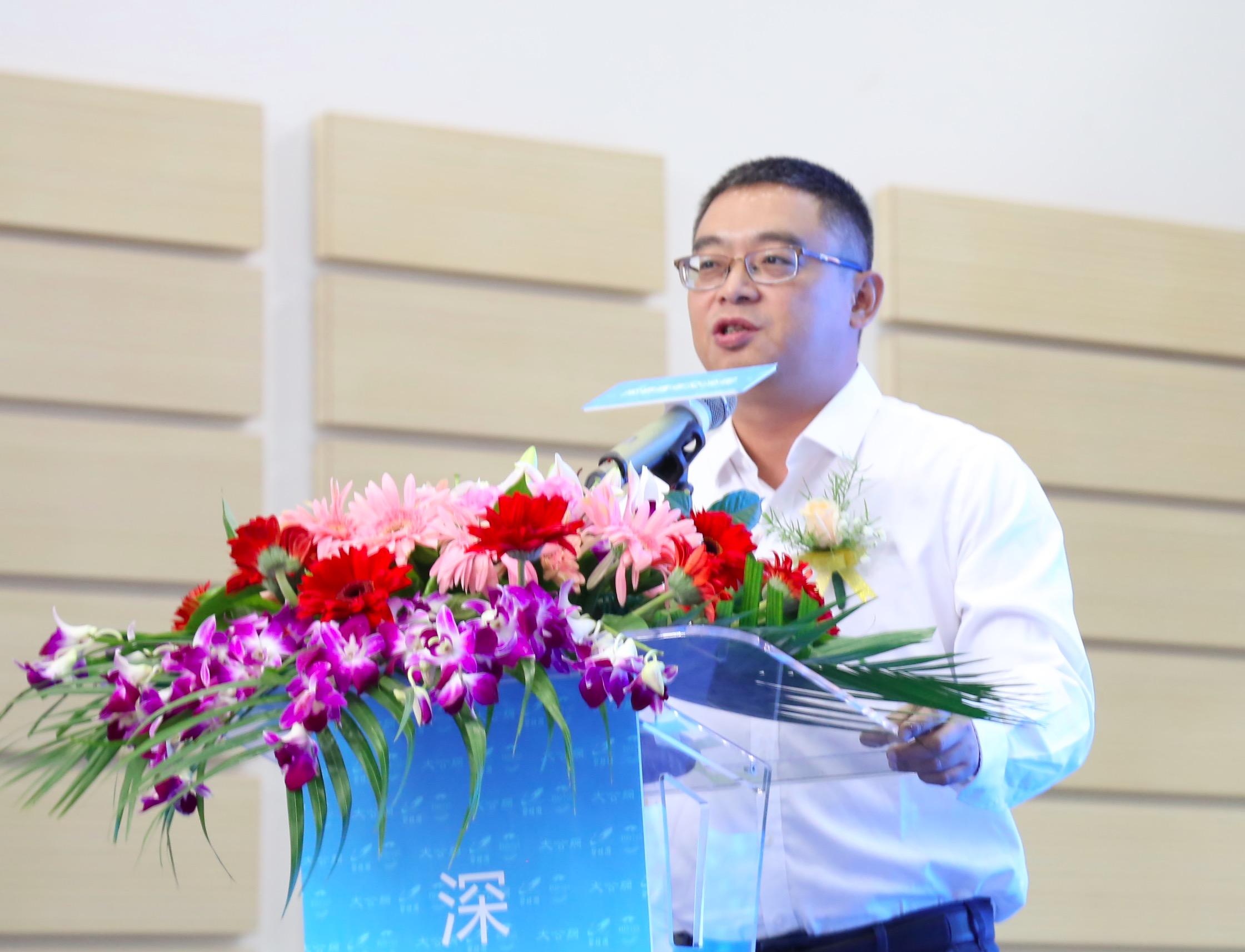 向俊波:非常欢迎香港青年到潼湖科技小镇发展