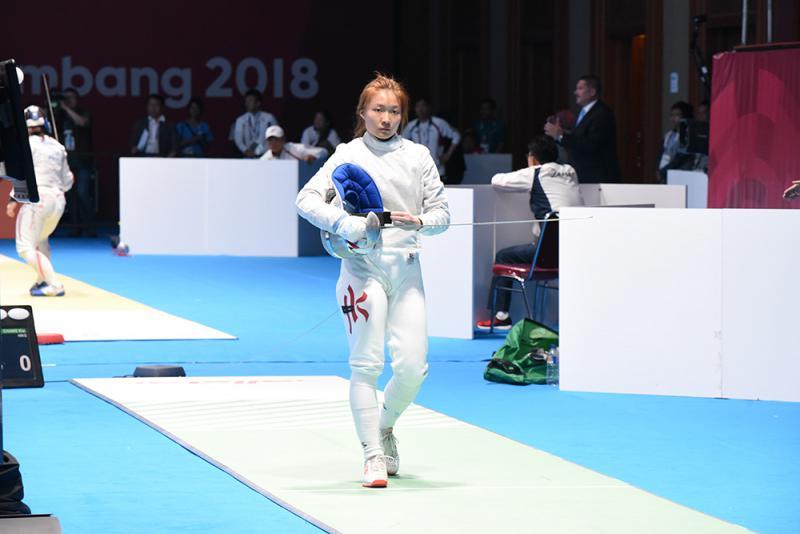 张艺馨负奥运金牌得主无缘4强