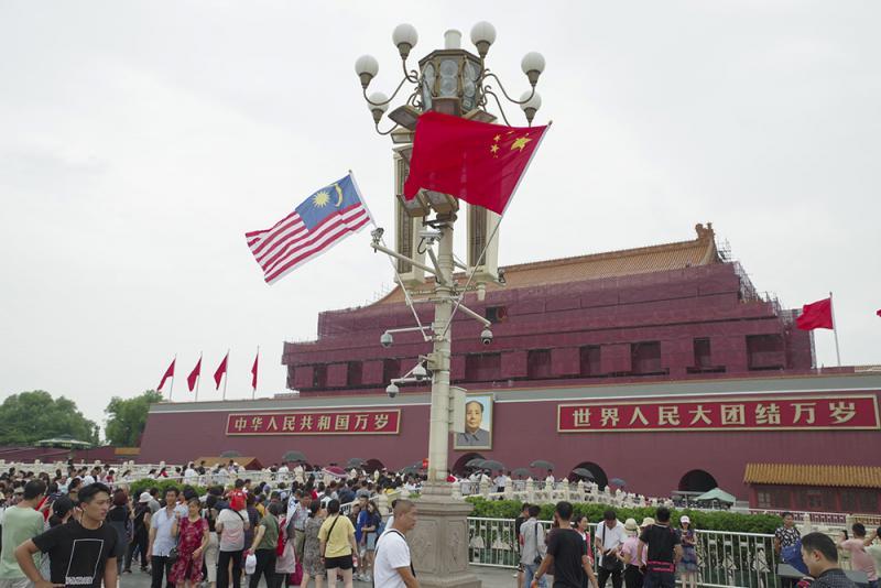 外媒:中马政治互信加深 合作潜力大