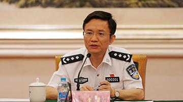 聂福如任公安部部长助理 曾任新闻发言人