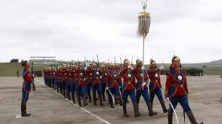 揭开蒙古国军队的神秘面纱:拥有全世界最袖珍海军