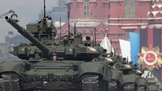 俄罗斯将举行近40年规模最大军演,这一时间点耐人寻味