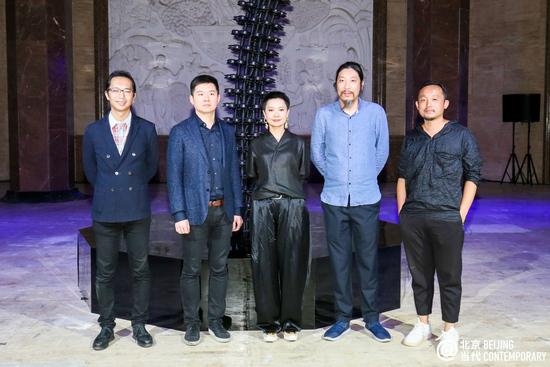 """""""北京当代·艺术展""""一场有态度的艺术盛会9月亮相京城"""