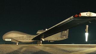 美军全球鹰无人机1年内坠毁两架 事发2个月后才承认