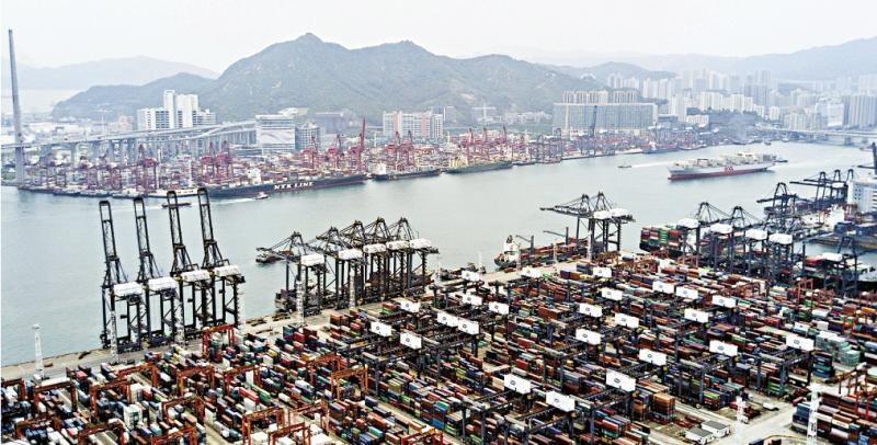港航运企业转拓新兴市场 贸发局大幅削减出口预测