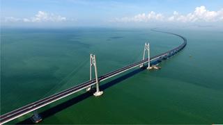 珠澳大桥跨境出租车配额今公布 香港可发60个