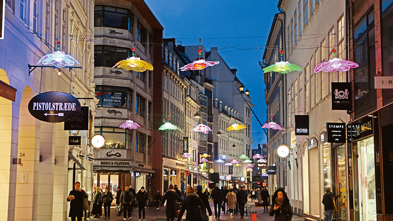 哥本哈根品味咖啡店