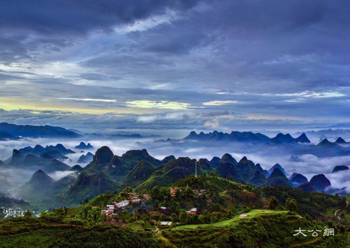 广东拟建首个国家石漠公园 岩溶景观大湾区罕见