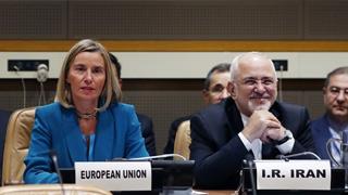 欧盟将设立维持与伊朗进行合法贸易的机制