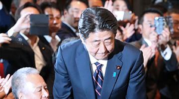 """日本经济或走向""""最糟糕剧本""""?安倍连任后难题堆积如山"""