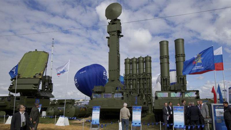 俄方出招回击战机被击落:两周内向叙交付S-300