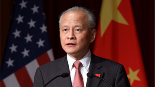 崔天凱:中美關系何去何從,再一次需要作出歷史性選擇