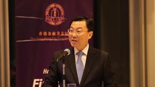 """谢锋:香港在""""一带一路""""建设中愈来愈重要"""