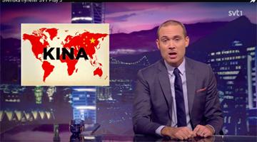 瑞典辱华节目再作无诚意道歉 中国驻瑞使馆:用心险恶