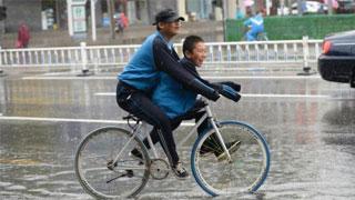 中國北方將出現大風降溫天氣 局地驟降超10℃