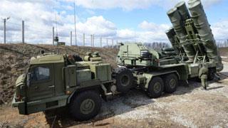 印俄签署军购协议 印度向俄采购4套S400防空导弹系统