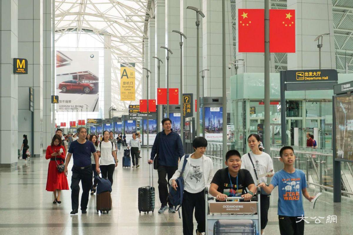"""广州机票未来五天""""白菜价"""" 往返三藩市最低0.5折"""