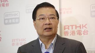 谭耀宗:马凯被拒签与新闻自由没有关系