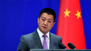 """外交部:美国""""重建""""中国言论站不住脚"""