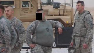 美3成适龄年轻人因肥胖无法参军 已影响美军战力