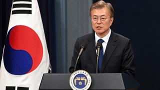 文在寅:朝鲜半岛终战宣言只是时间问题 今年一定实现