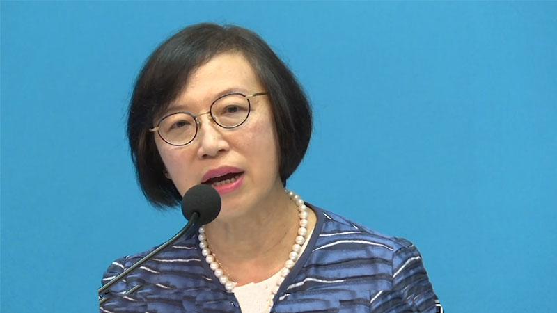 陈肇始:政府政策清晰 全面禁止电子烟