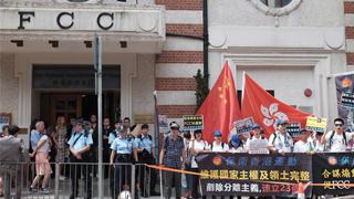 林郑:外国记者签证与否关乎有无遵守基本法及本地法律