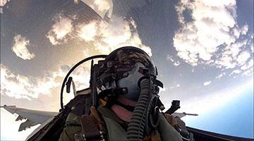 美军今后数十年空中主力 史上最贵战机F35全面停飞