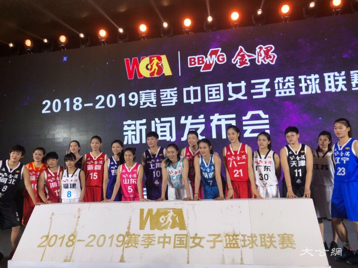 中国女篮联赛纳港澳台外援 扩员至18支球队