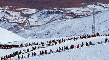 ?香港國際半馬與長白山林海雪地馬拉松結為姐妹賽事