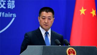 外交部:敦促美方做南海和平稳定的建设者而非破坏者