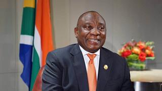 南非总统拉马福萨因病推迟出访