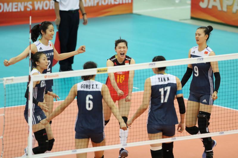 中国赢荷兰小组首名出线