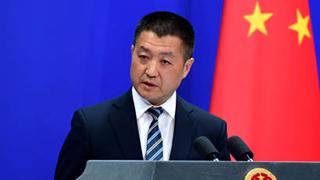 """美称中方利用""""债务外交""""扩大全球影响力 外交部回应"""