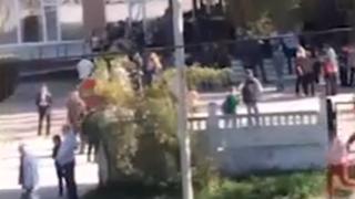 克里米亚学校爆炸已致18人遇难 俄官方定性为
