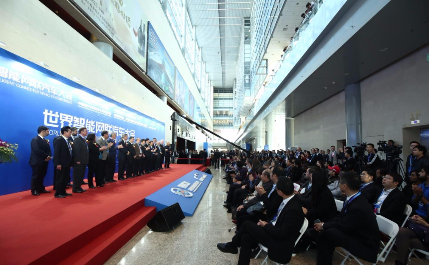 IEEV China 2018 exhibition opened in Beijing